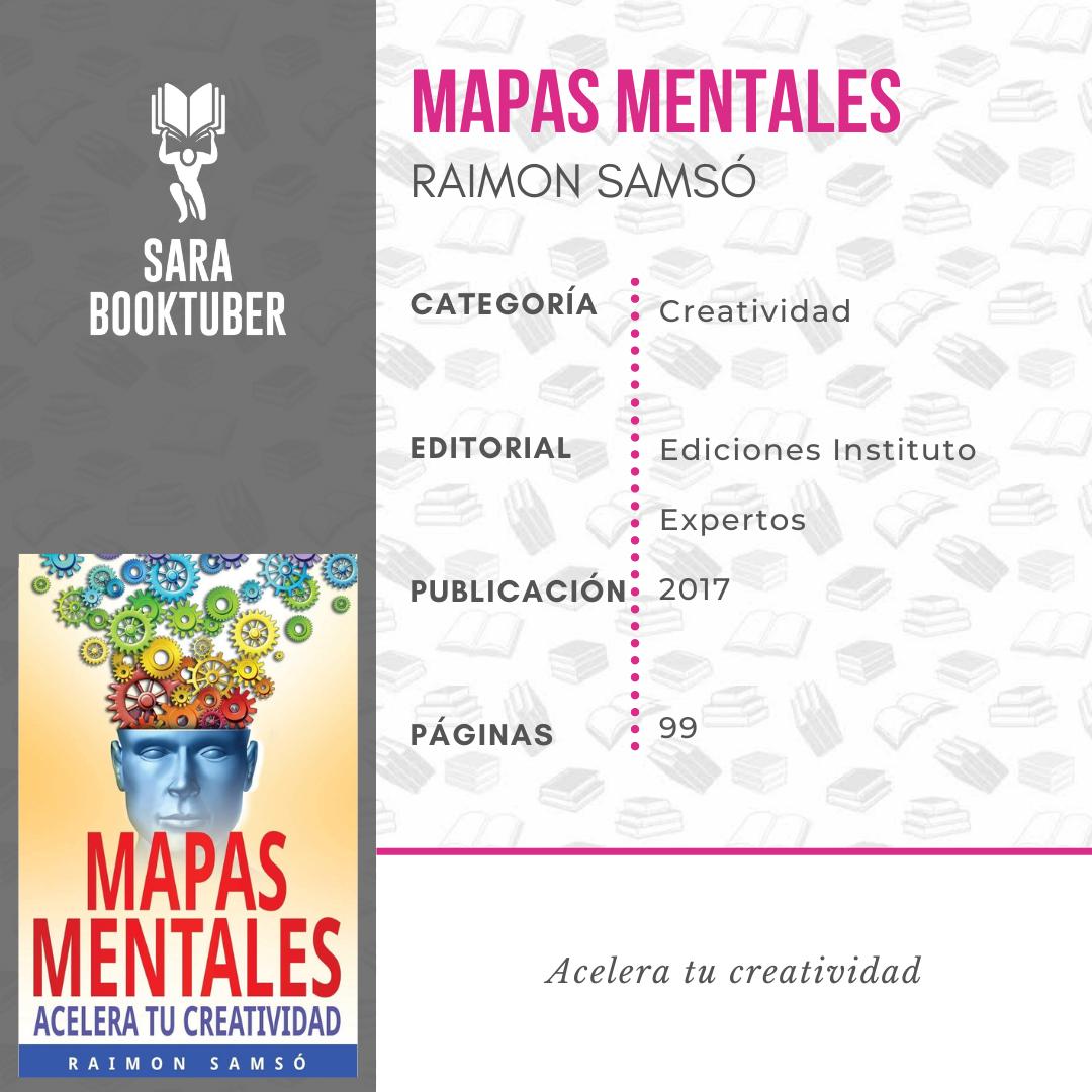 Sara Booktuber - Mapas mentales de Raimon Samsó