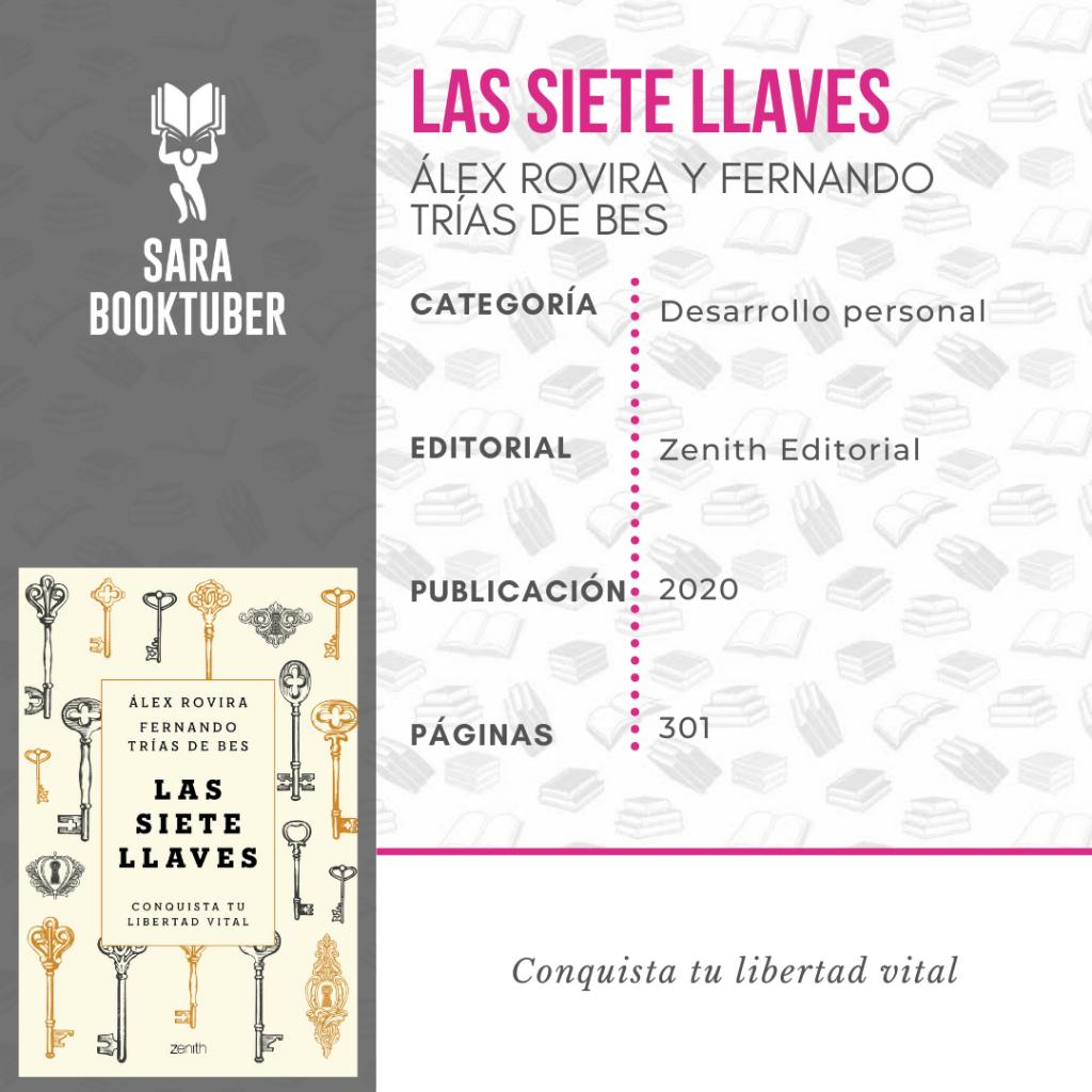 Las siete llaves de Álex Rovira y Fernando Trías de Bes