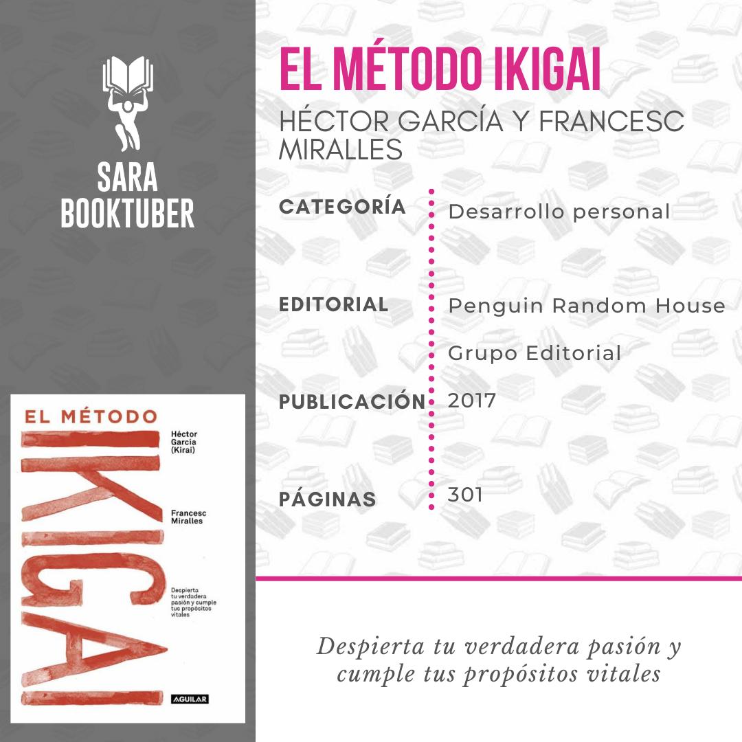 El método Ikigai de Héctor García y Francesc Miralles