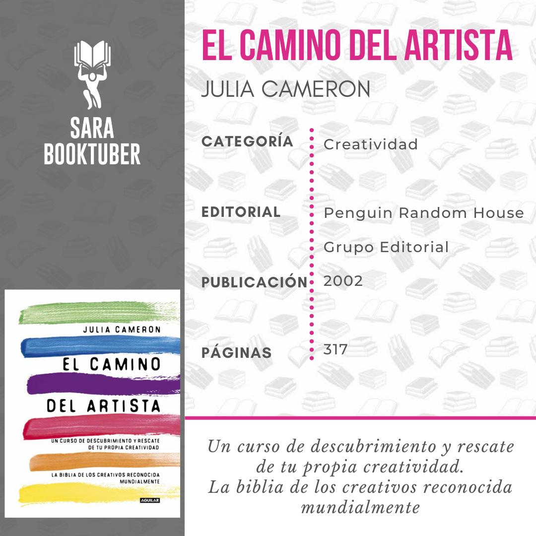 EL CAMINO DEL ARTISTA DE JULIA CAMERON