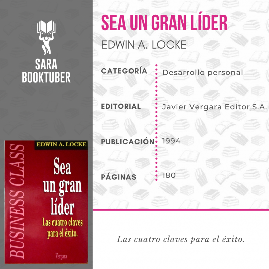 RESENA-SEA-UN-GRAN-LIDER EDWIN LOCKE