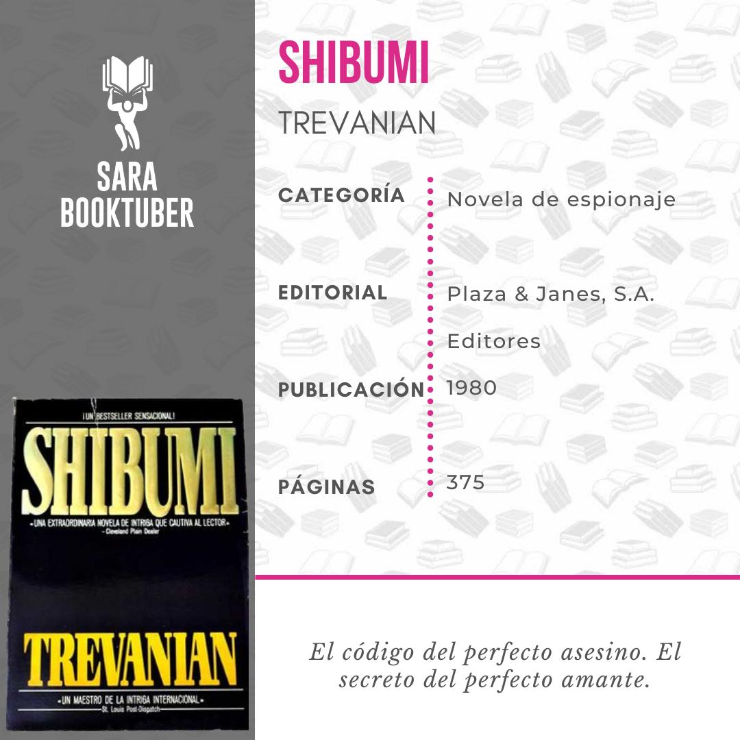 SHIBUMI DE TREVANIAN